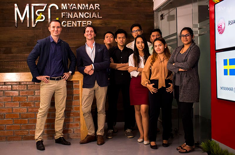 Business support in central Yangon: Lychee office opens in Myanmar