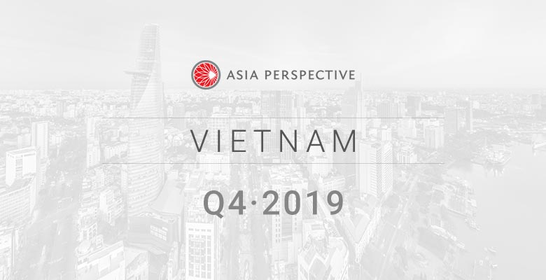 Vietnam's economy slowed in Q4 but maintained a 7% growth rate for the full year 2019